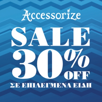 30off Sales Accessorize