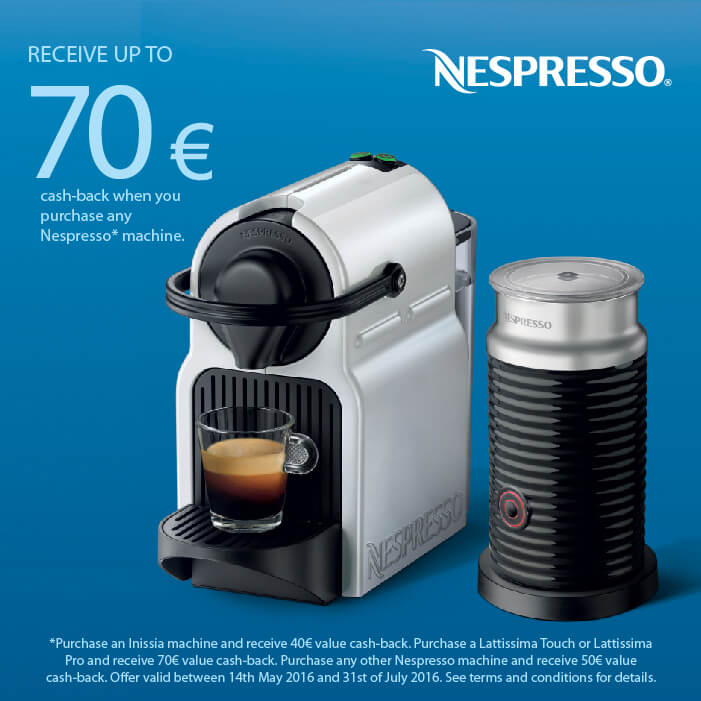 Nespresso at The Mall of Cyprus